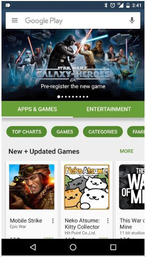 Google Play Store Apk Full