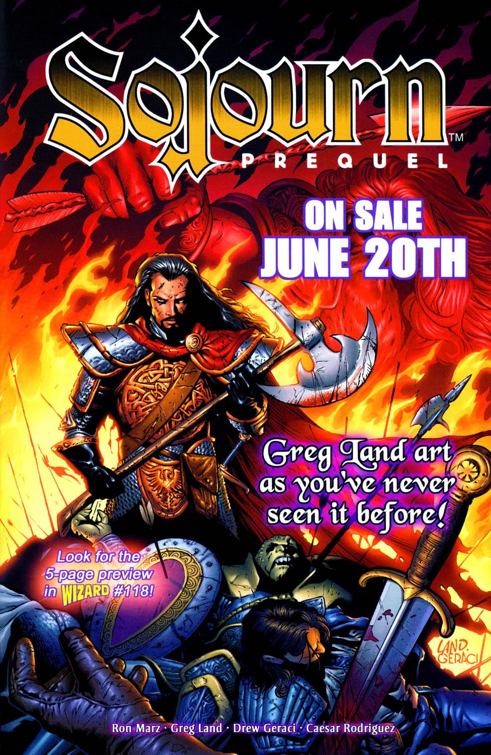 Read online Sigil (2000) comic -  Issue #11 - 29
