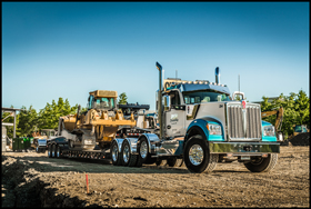 PGH Excavating Kenworth W990