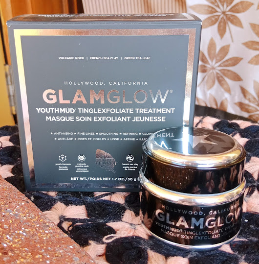 Glamglow Youthmud Tinglexfoliate Treatment Review