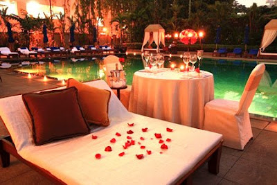 romantic place for dinner for couples