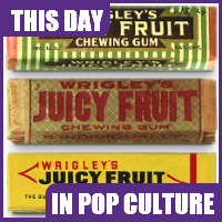 Wrigley Jr. Company was formed on April 1, 1891.