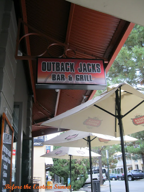 Fremantle City - Alfresco of Outback Jacks