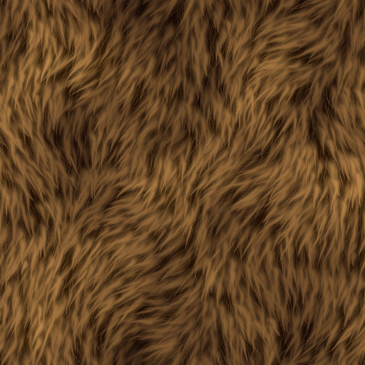 Soft Fur Pattern 1