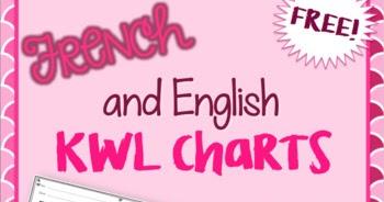The Best Of Teacher Entrepreneurs Free Misc Lesson Kwl Charts