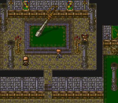 Nekketsu Tairiku: Burning Heroes - Master Sword