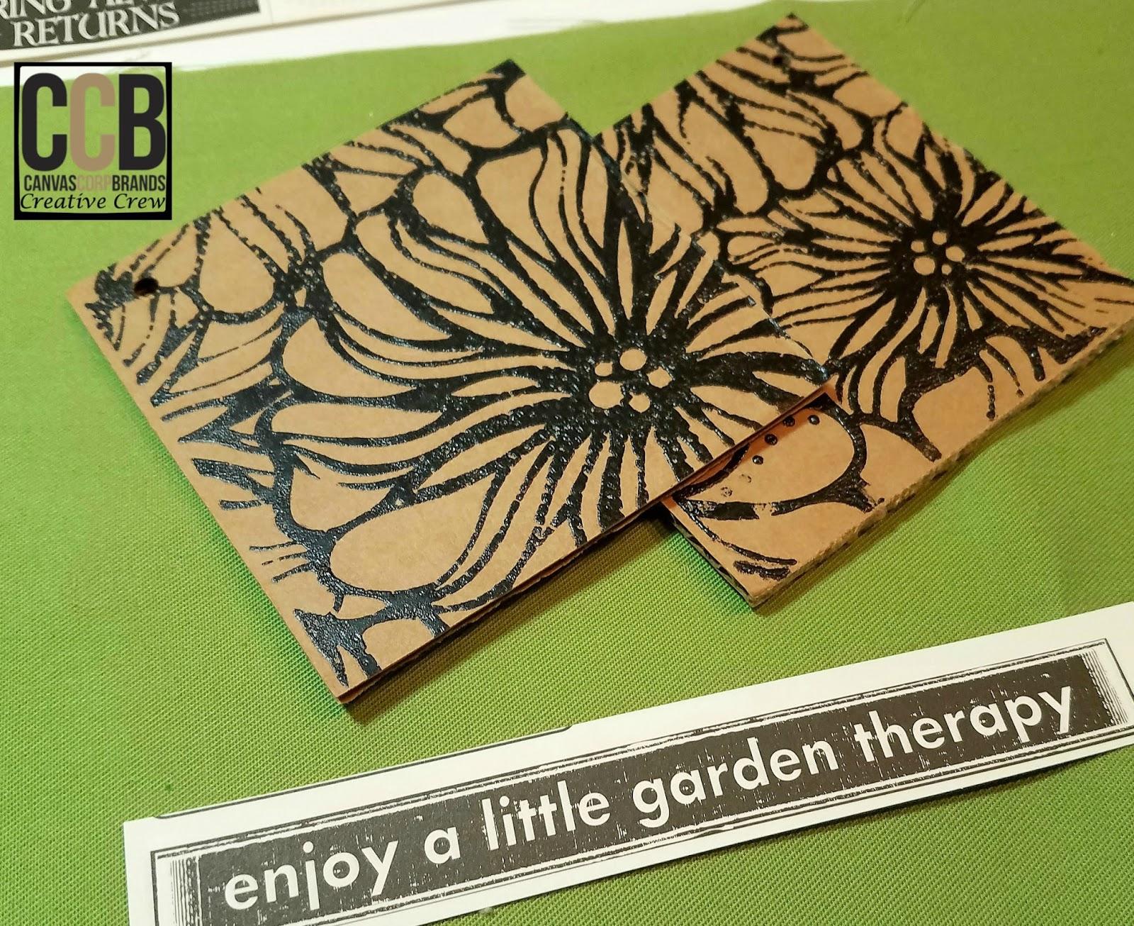 Pretty Byrd Designs: Enjoy a Little Garden Therapy