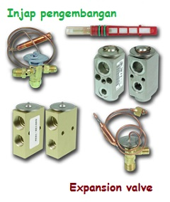servis_aircon_kereta_Exp_valve