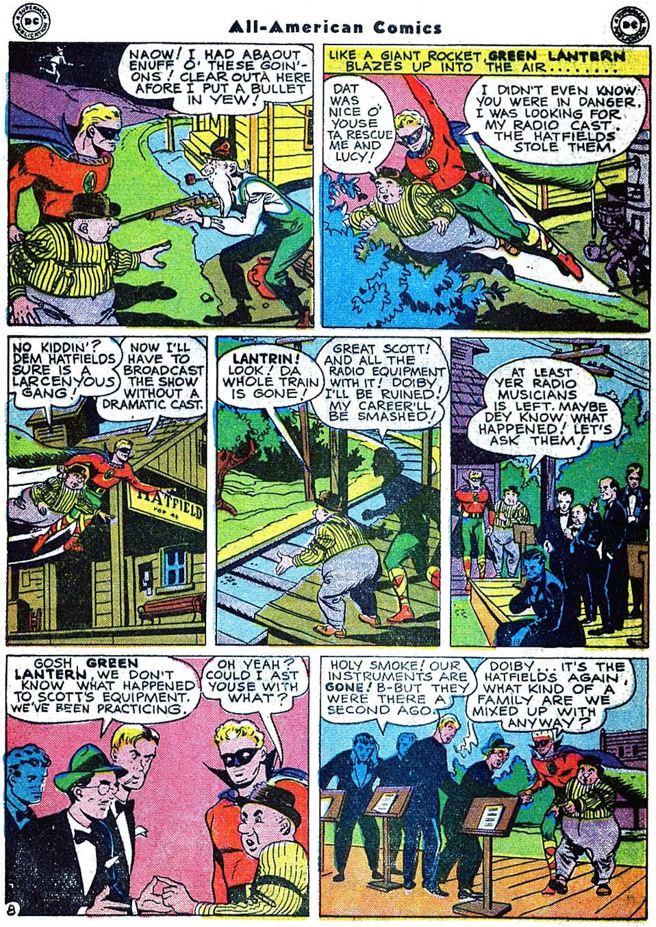 Read online All-American Comics (1939) comic -  Issue #73 - 10