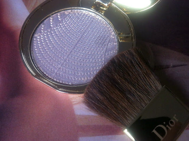 DIOR Natale 2013 Golden Winter Collection make up Diorific Parfumed Illuminating Powder Rose d'Or