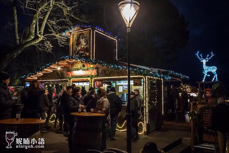 【蒙特勒景點】全瑞士唯一的湖畔耶誕市集Montreux Christmas Market