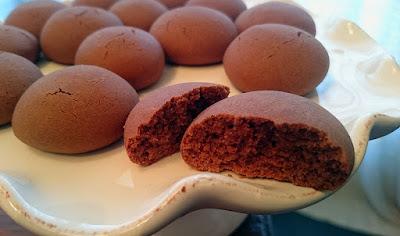 Nutellotti, ciasteczka z Nutelli.