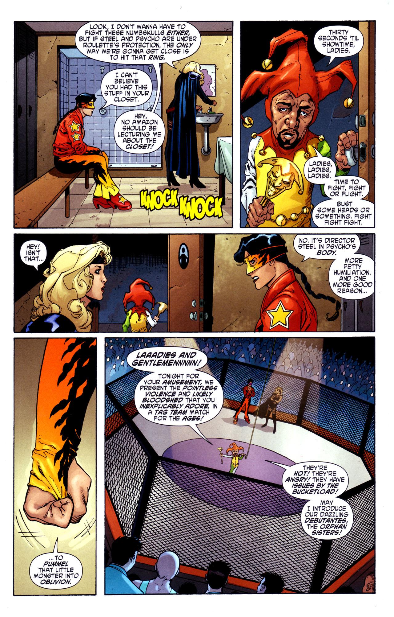Read online Wonder Woman (2006) comic -  Issue #34 - 17