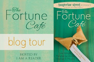 Fortune Cafe Blog Tour