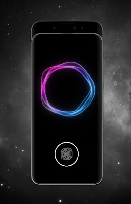 honor magic 2 fingerprint sensor