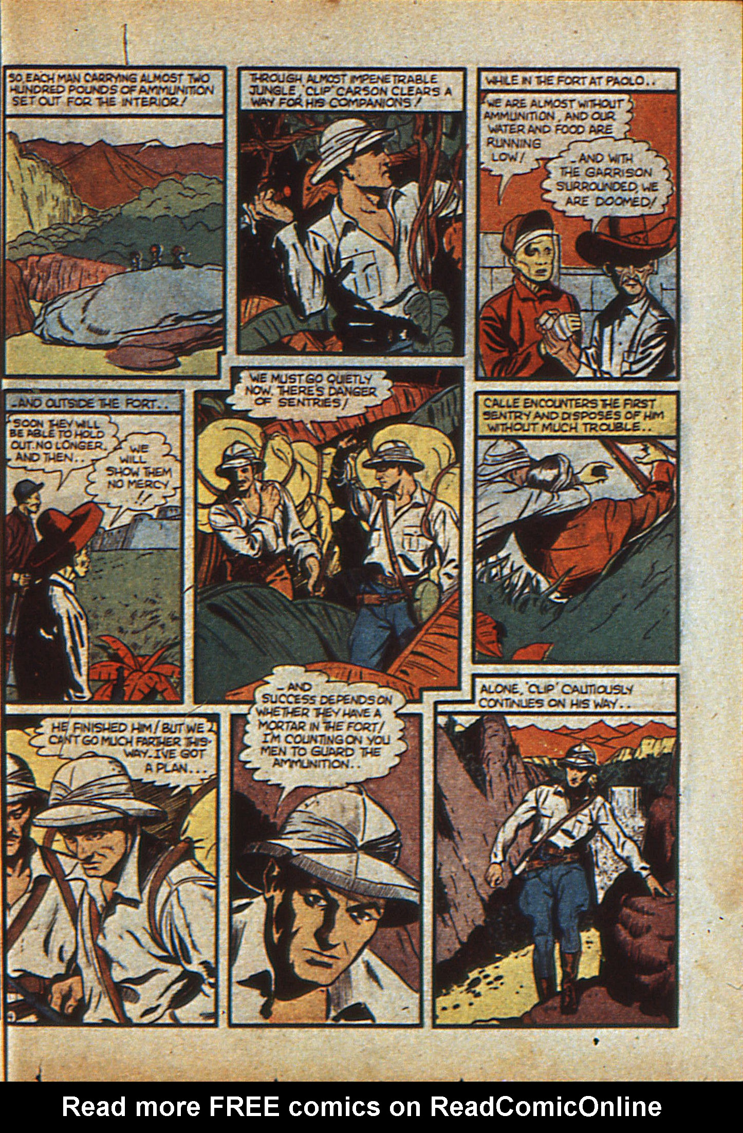 Read online Action Comics (1938) comic -  Issue #23 - 52