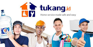 tukang.id Jakarta service ac galon gas tukang cleaning service