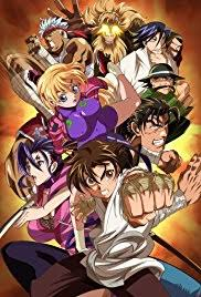 anime action romance comedy terbaik