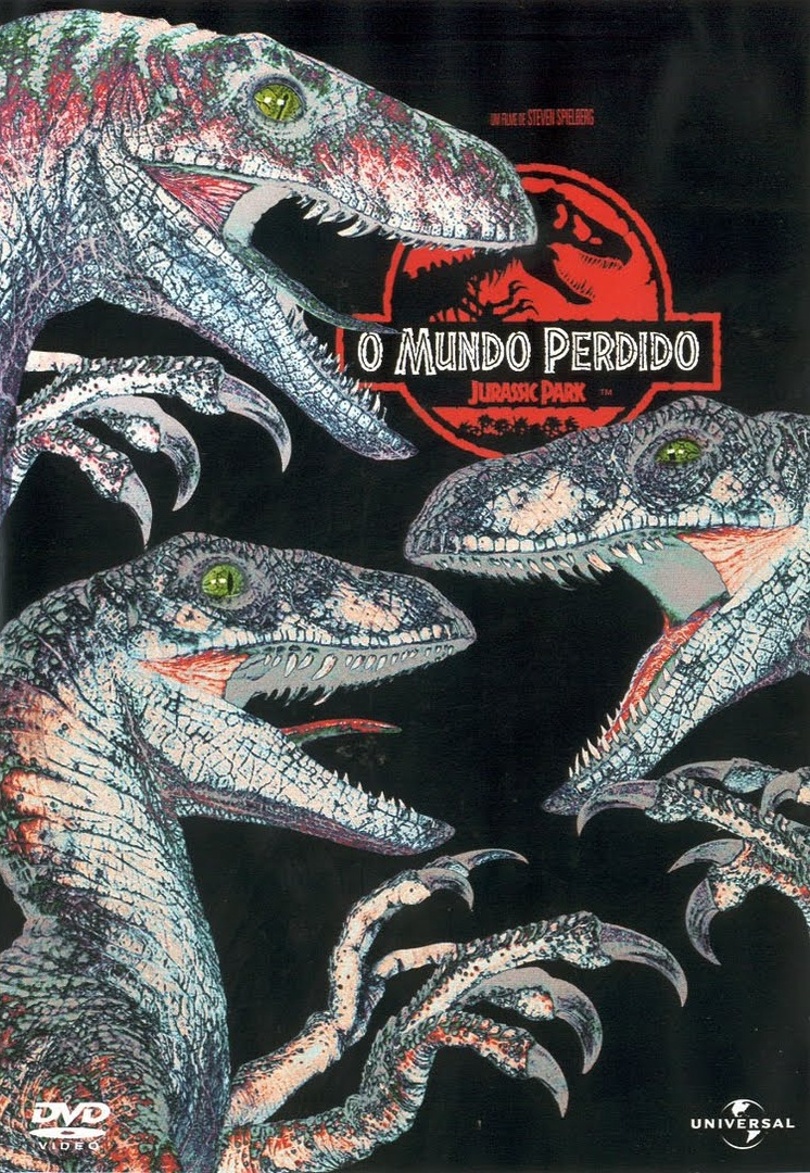 Jurassic Park 2: O Mundo Perdido – Dublado