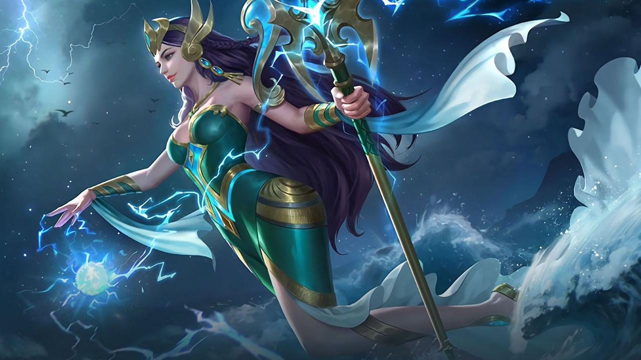 mobile legends sexy woman