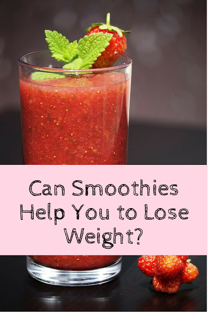can smoothies help you to lose weight