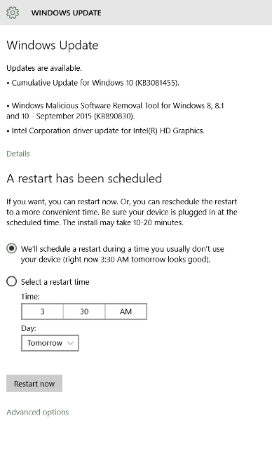 HP Stream 8 with Windows 10 To-Do Checklist Part 1