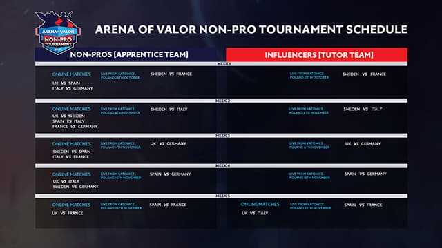 Everything You Need to Know About Arena of Valor Non-Pro Tournament
