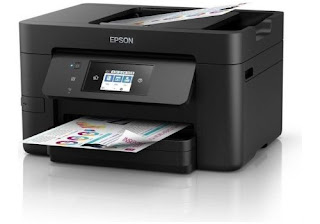 Epson WorkForce Pro WF-4720DWF Driver Download Windows, Mac, Linux