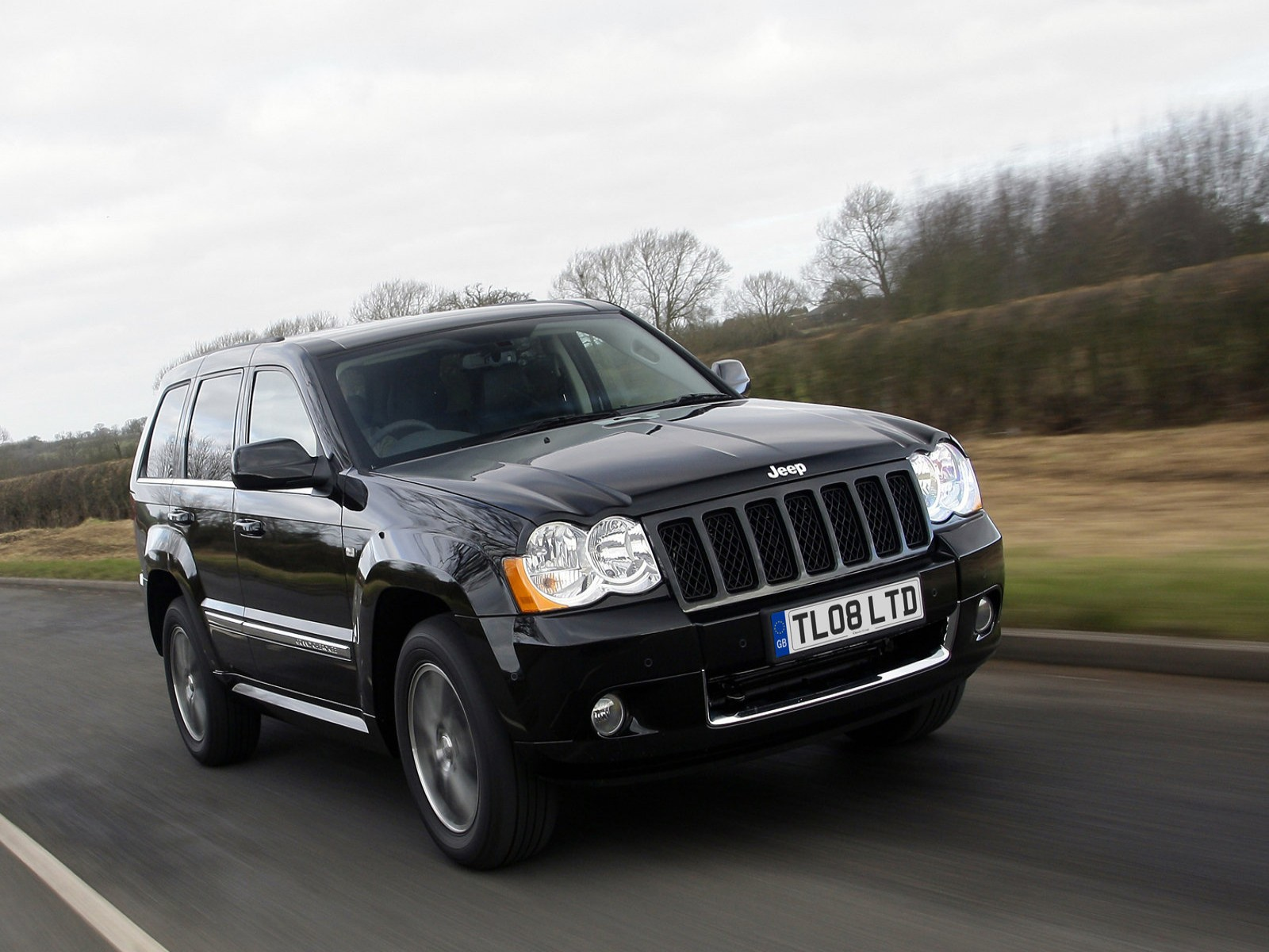 jeep jeep grand cherokee s limited uk version 2008. Black Bedroom Furniture Sets. Home Design Ideas
