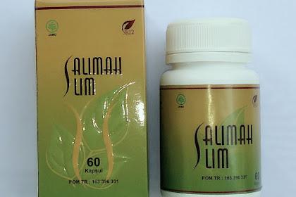 Obat Diet Herbal Salimah Slim SR12 BPOM