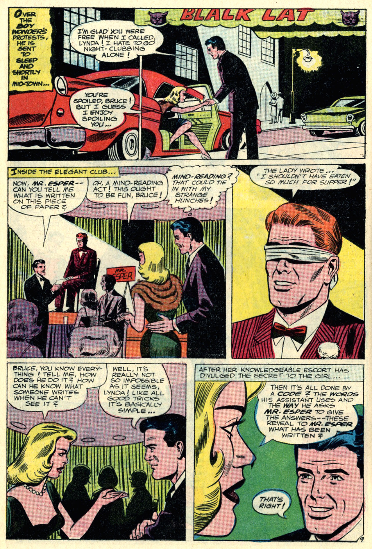 Detective Comics (1937) 352 Page 11