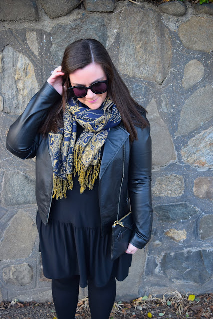Sequins and Skulls: Black & Blue