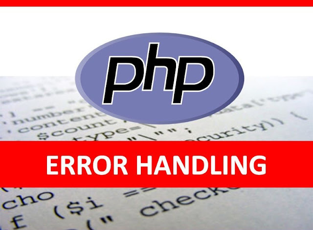 Some Error Handling in PHP
