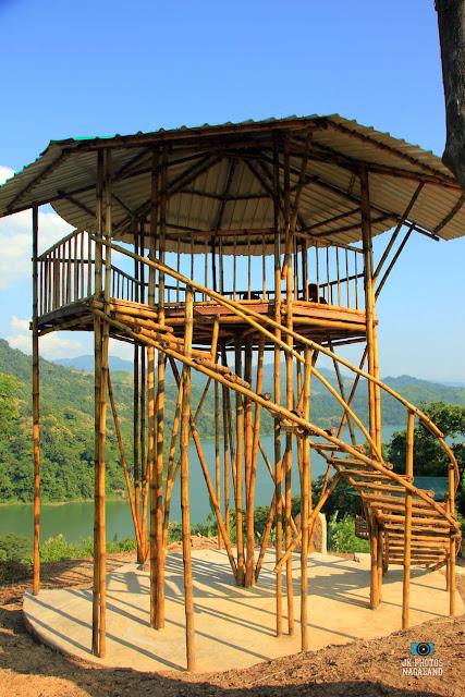bamboo-watch-towers-doyang-amur-falcon