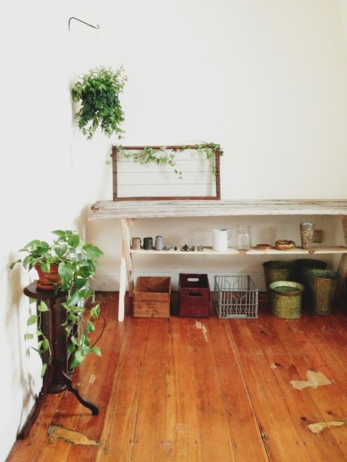 We Love Green Interiors