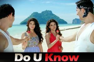 Do U Know