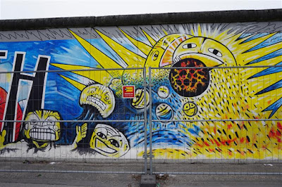 Muro de Berlín - East Side Gallery