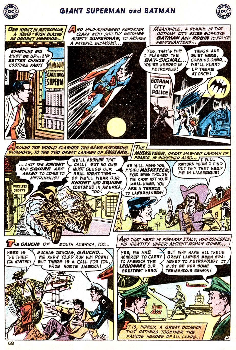 Read online World's Finest Comics comic -  Issue #179 - 70