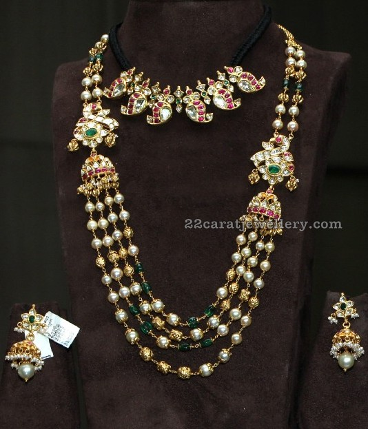 Pearls Long Chain Vasundhara