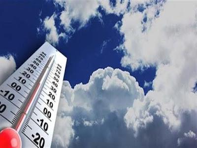 الأرصاد, أمطار ورياح وأتربة, حالة الطقس, درجات الحرارة, سقوط أمطار,