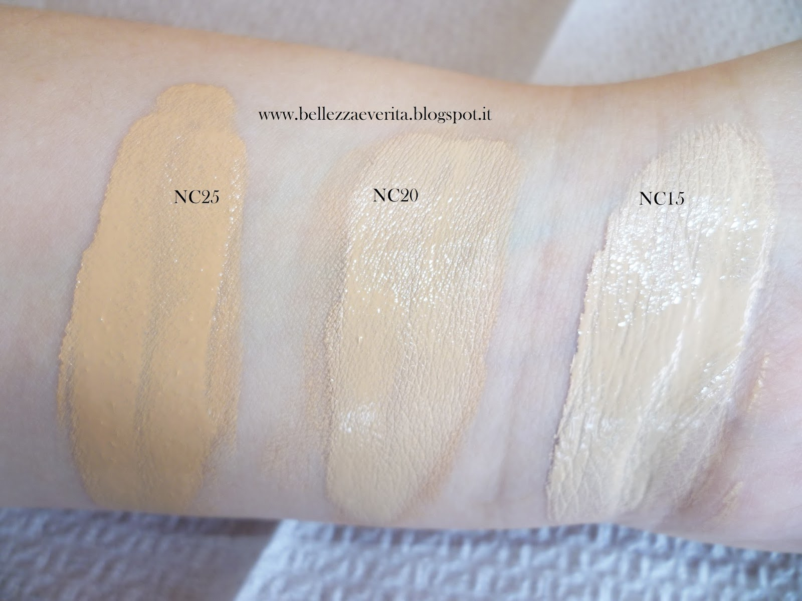 A fluid concealer that provides full matte coverage for up to 24 hours.