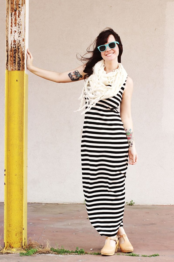 DON'T BE AFRAID OF MAXIS - Fashion Tips For ShortGirls