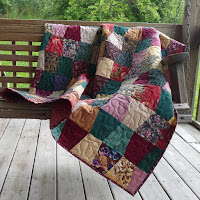 Ugly tumbler quilt