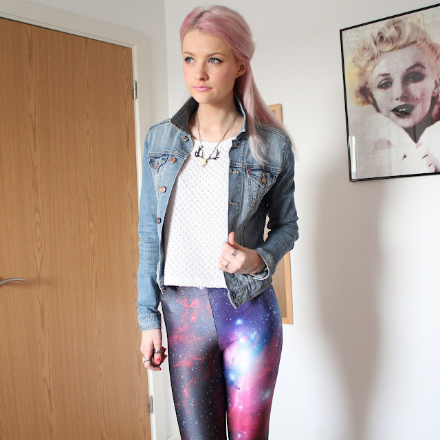 Stag Skulls in the Galaxy OOTD | Inthefrow