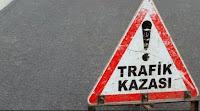 Kırıkkale Samsun Yolunda Yolcu otobüsüyle Kamyonun Çarpışması Haberi 2 Ölü 13 Yaralı