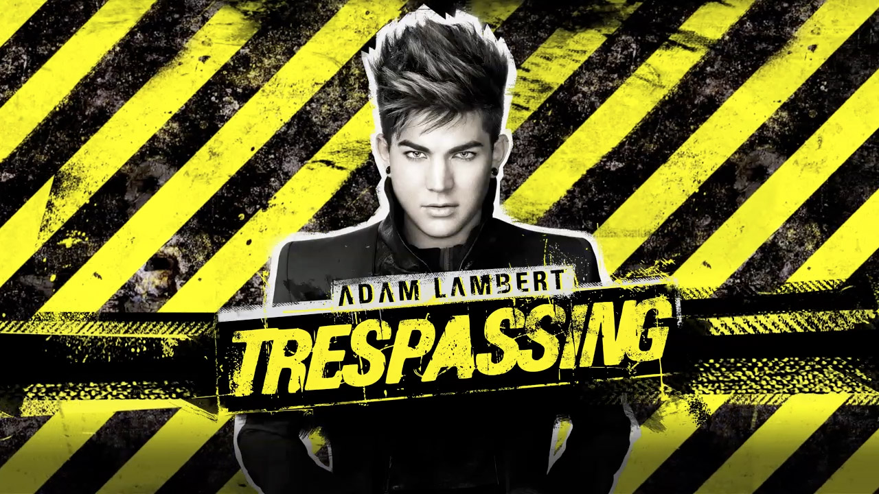 Adam Lamberts Trespassing Has Cover Art Now - Popdust
