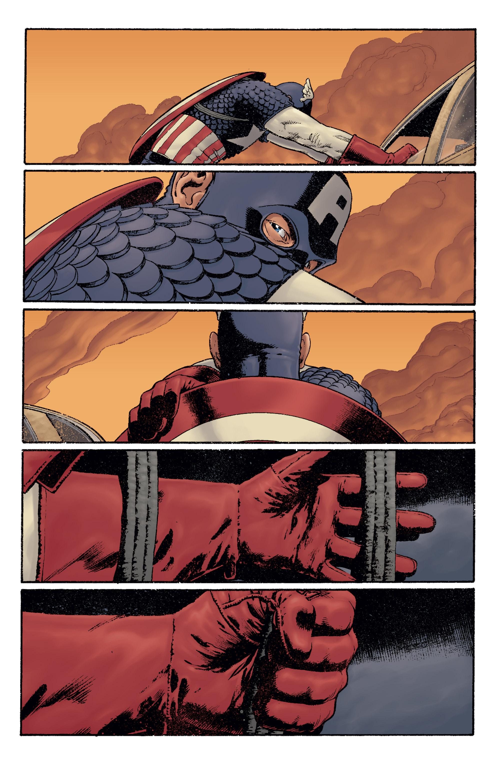 Captain America (2002) Issue #1 #2 - English 35