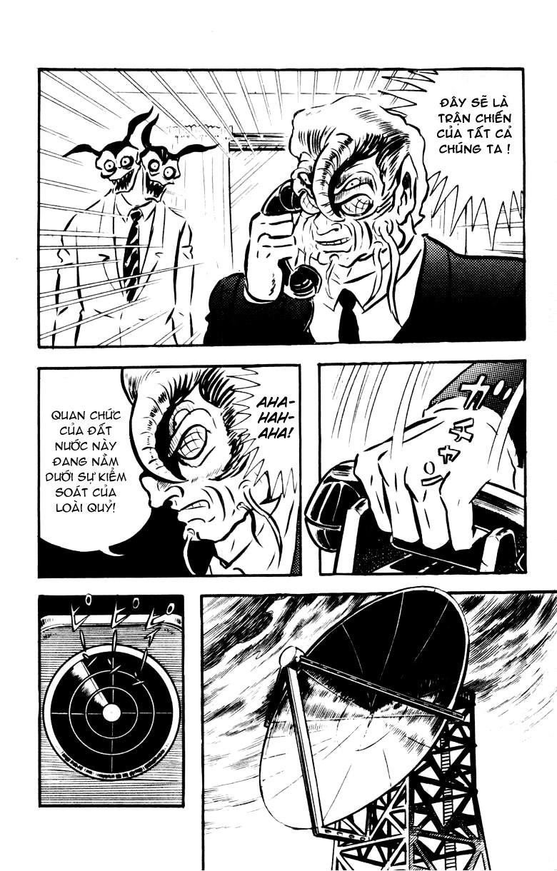DevilMan chapter 17 trang 36