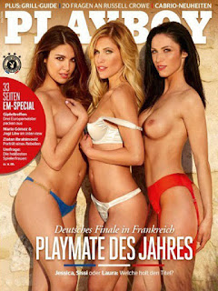 Playboy Alemania-Junio 2016 PDF Digital