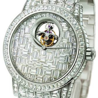 8. Blancpain Tourbillon Diamants - $1,8 Juta